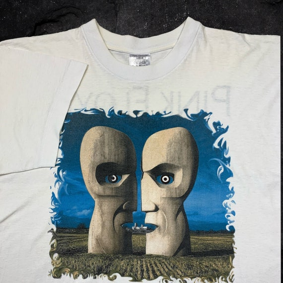 PINK FLOYD - The Division Bell 1994 / Vintage Tshi