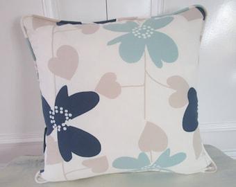 45 x 45 cm floral cushion cover