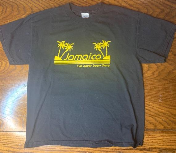 VINTAGE 80s Jamaica Vacation Tourist T shirt