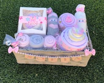 Babycakes Lollipop Onesie Arrangement