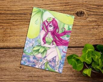 ACEO Card #166 Kleefee Miyu KaKAO Card Edition