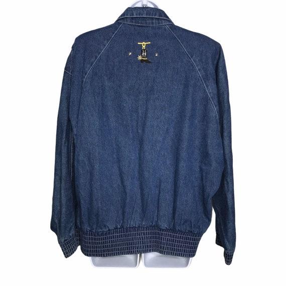 Pado Vintage CottageCore Western Show Jacket M - image 6