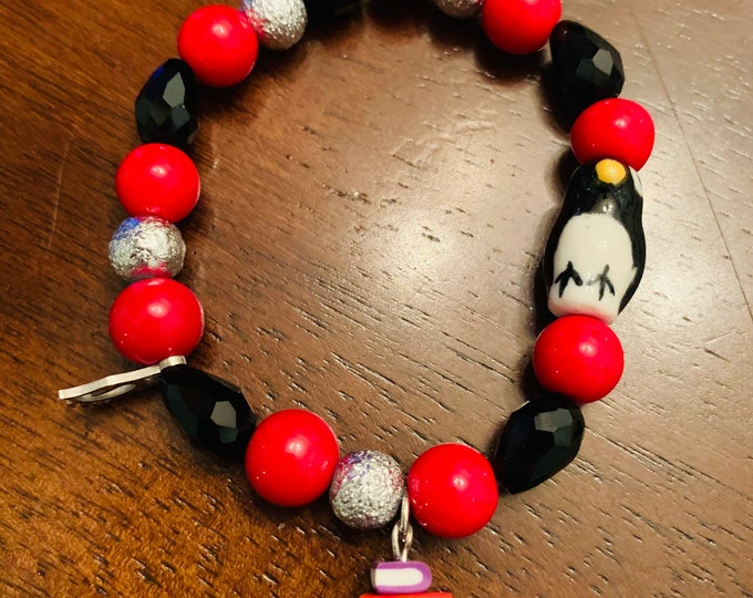 Youngstown State Professor Appreciation Bracelet