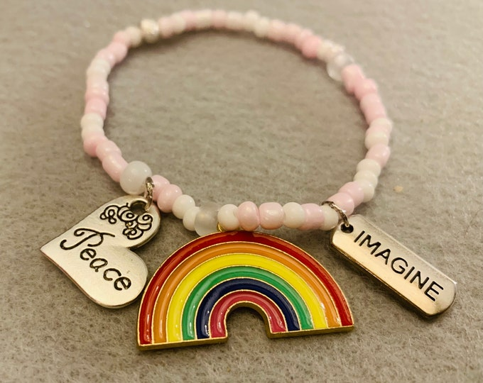 Imagine - Peace & Rainbows