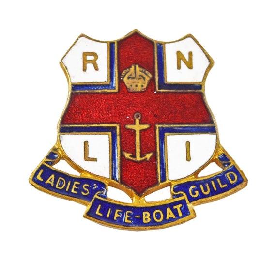Royal National Lifeboat Institute RNLI Ladies Life