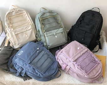 Teens Backpack, College Backpack and for everyday use, Large Capacity Backpack, Travel Backpack, Weekend bag, Laptop Backpack