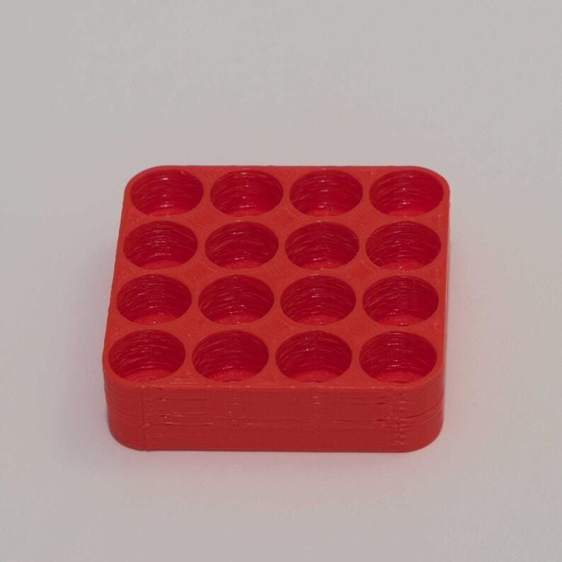 4x4 510 Vape cartridge stand holder storage