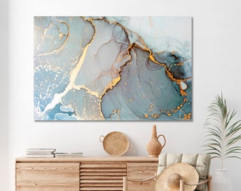 Marble Wall Art Etsy