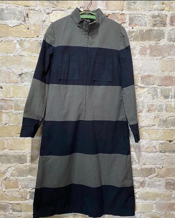 70s/80s VUOKKO Finland dress