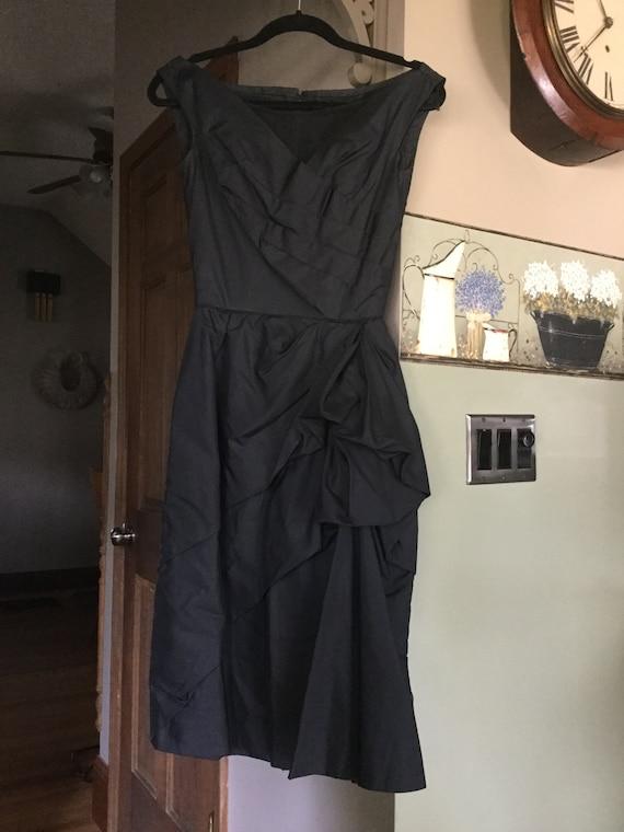 50's Vintage Ceil Chapman dress