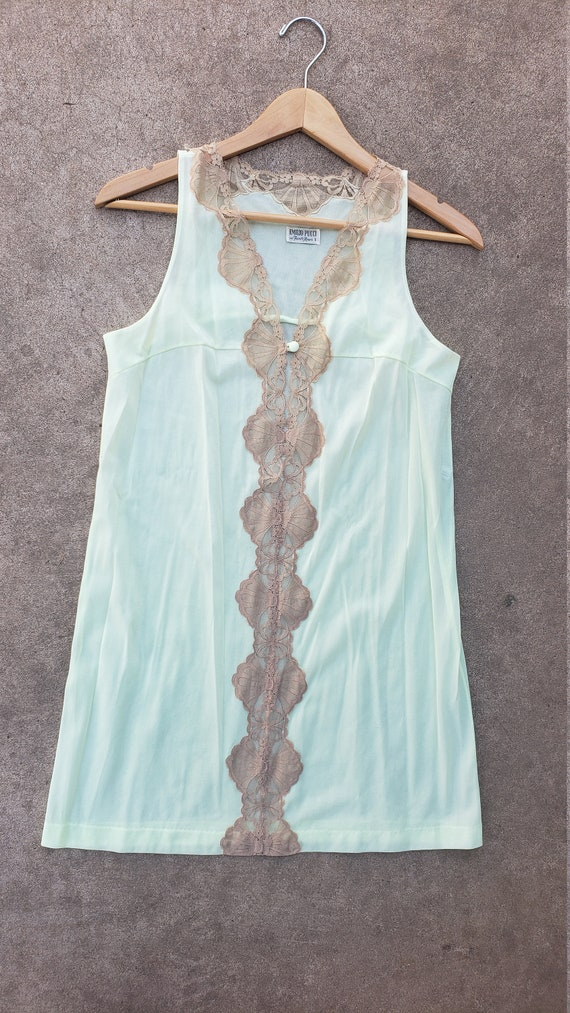 Vintage Emilio Pucci For Formfit Rogers Negligee … - image 2