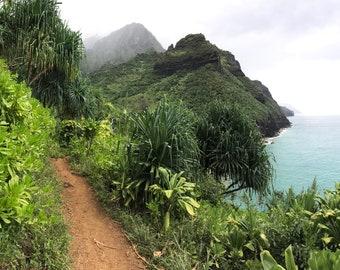 Kauai Photo - Kalalau Trail Photo Download