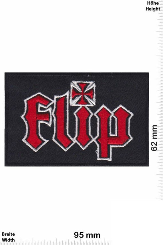 Flip Skateboards VINTAGE MINT Condition 80s Patch