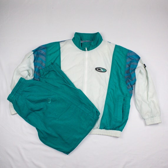 Nike agassi challange court tracksuit