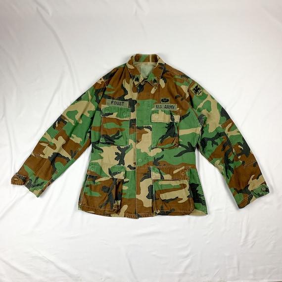 M-51 vintage military field jacket