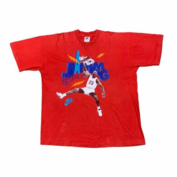 Nike Air Jordan T-Shirt 1990s