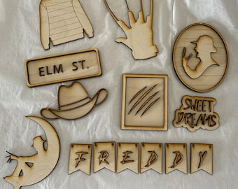 DIY Freddy Tiered tray set