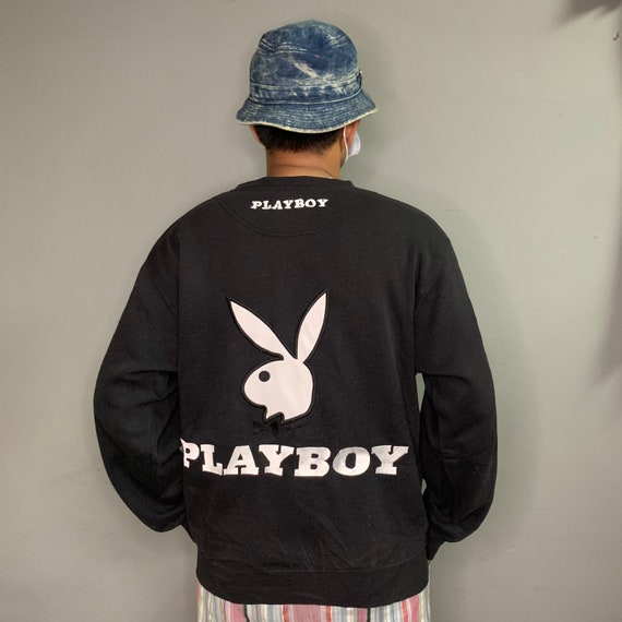 Vintage PlayBoy Sweatshirt Vintage PlayBoy Crewnec