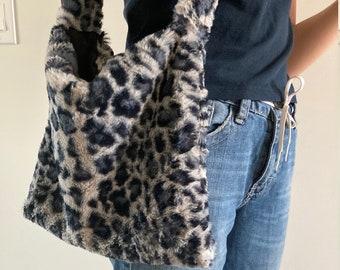 Cheetah Purse Animal Print Purse Womens Purse Totes Bag Cheetah Tote Bag Y2K Cheetah Bag Cheetah Bag Y2K Purse Cheetah Print Purse