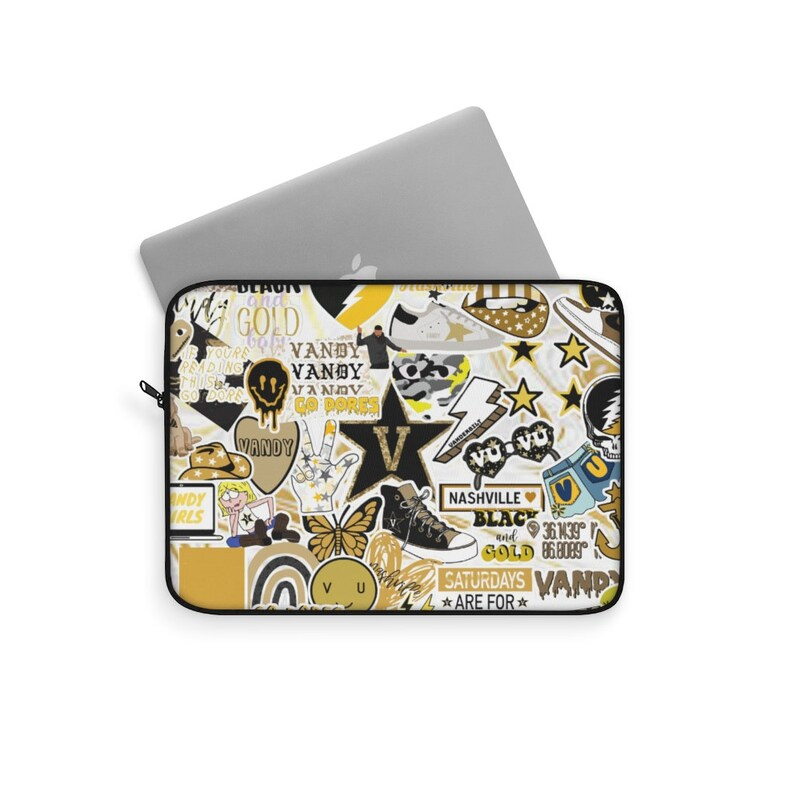 Vanderbilt University Laptop Sleeve