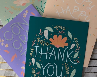 Greeting Card Bundle