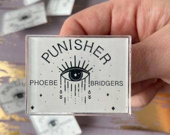 Phoebe Bridgers Pin