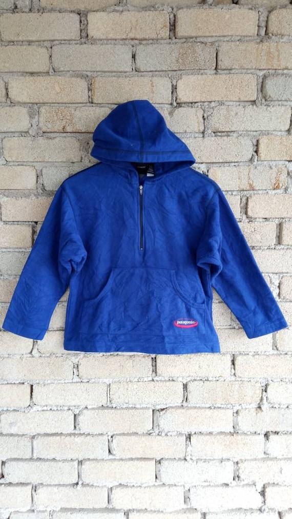 Vintage Patagonia Kids Fleece Hoodies Sweater Jack