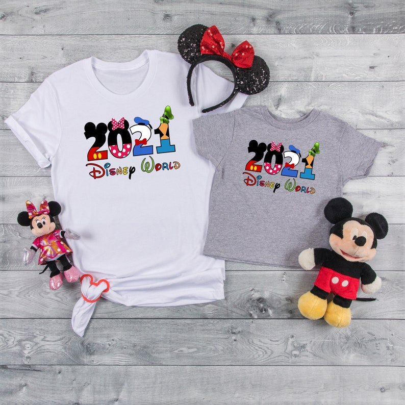 Disney Trip Matching Disney Shirts Disney vacation 2021 image 1