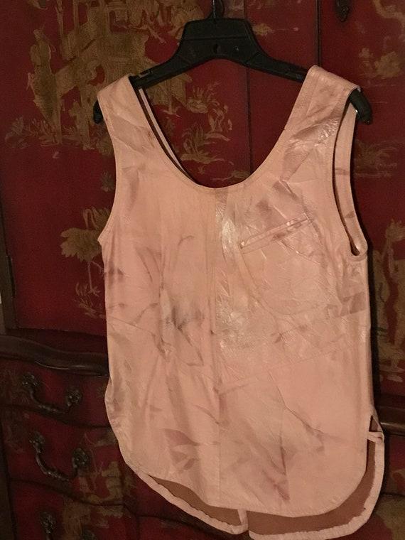 Pink leather set - image 1