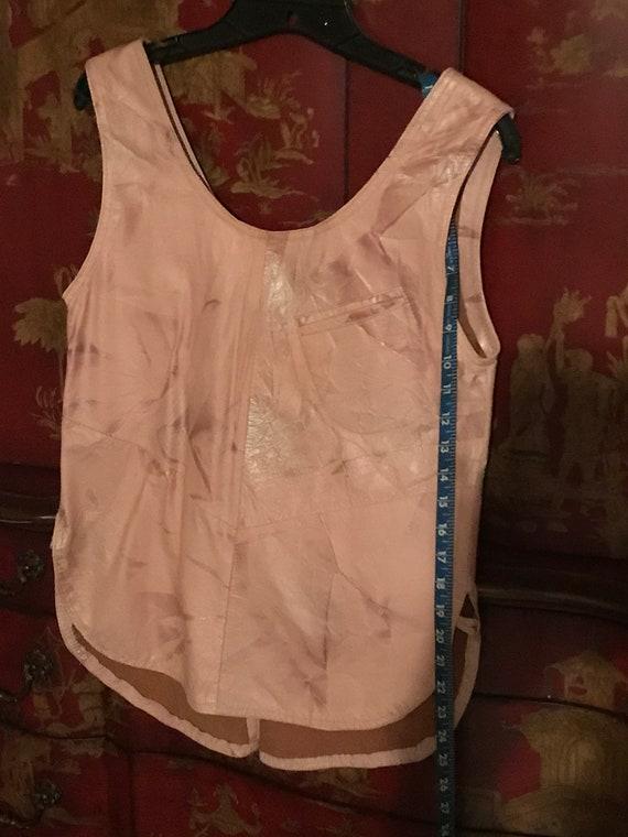 Pink leather set - image 6