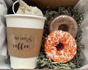 Coffee & Donut Wax Melts* Snickerdoodle* White Pumpkin* Bergamot* White Tea* Coconut/Agave*