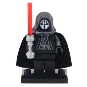 Custom LEGO minifigure Star Wars Lords KOTOR Nihilus Sion Visas Marr UV Print