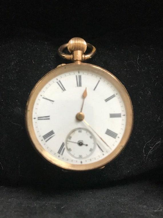18th Century Gold Pocket Watch - image 1