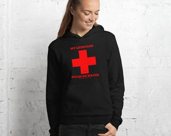 Lifeguard hoodie   Etsy