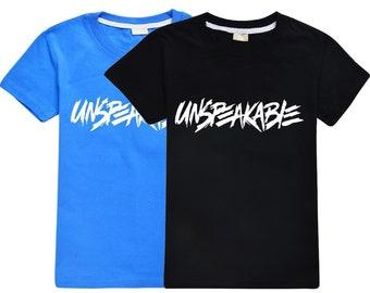 Unspeakable UnspeakableGaming Kid's T Shirt 100% Cotton