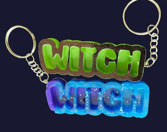 Keychain oak Tree bead Witchcraft - protection| Happiness| Success