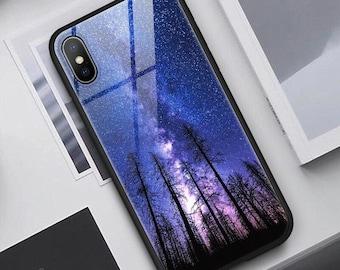 Night sky phone case | Etsy