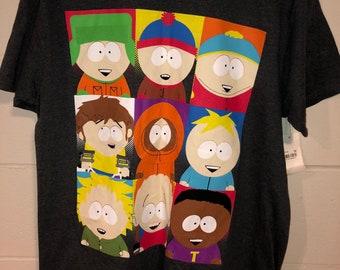 Vintage 90s South Park \u201cRasta Park\u201d Bahamas T-Shirt