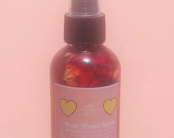 Rose Water Spray
