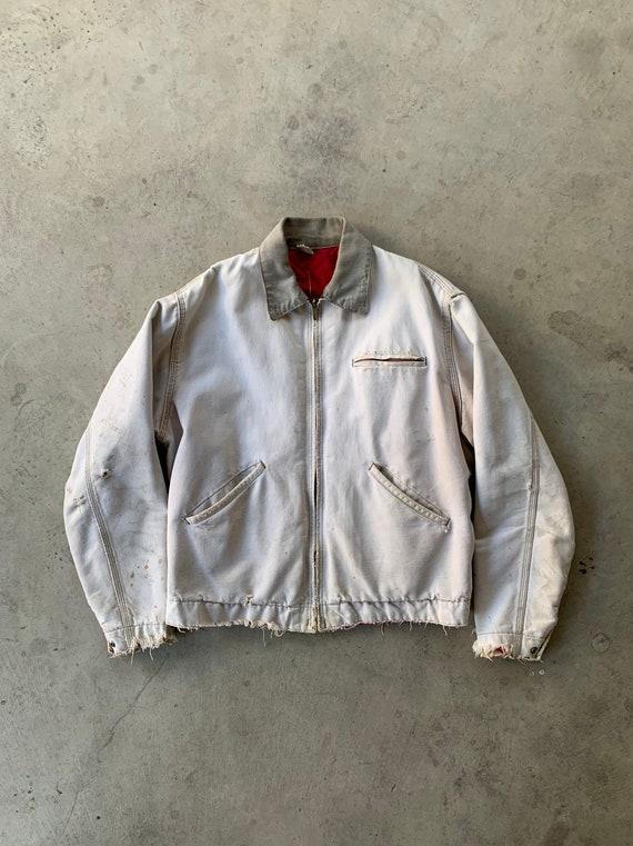 80s Carhartt Detroit Jacket / vintage 90s Carhartt
