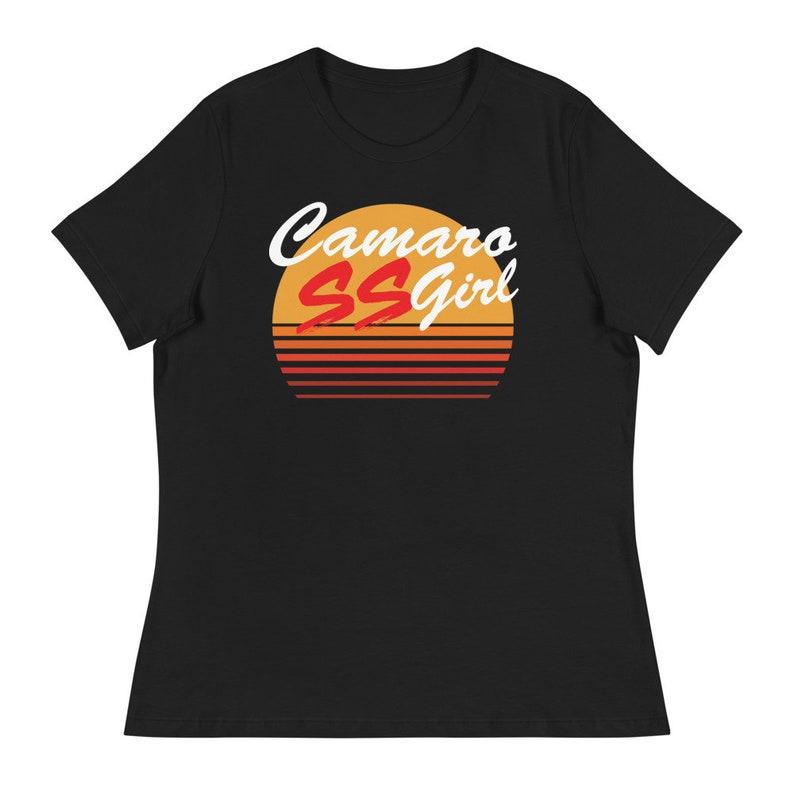 Camaro SS Car girl shirt 69 Camaro t shirt Camaro t shirt muscle car t shirt Camaro shirt womens Womens Camaro shirt funny car shirt
