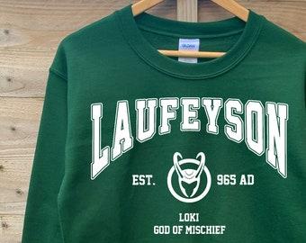 Laufeyson EST. 965 AD - adults unisex sweater