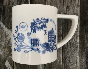 Pottery Factory - China Mug