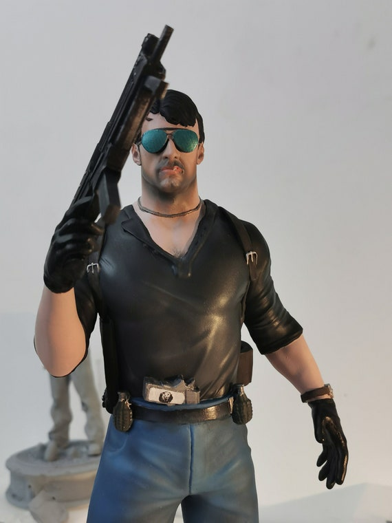 Cobra (Sylvester Stallone Action/Thriller) figurine