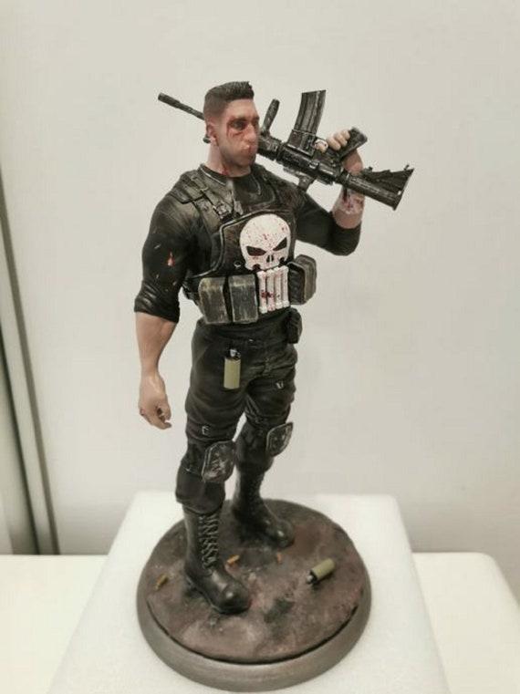 The Punisher figurine