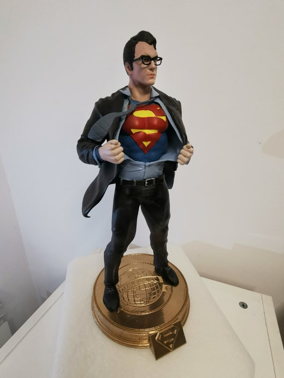 Superman figurine