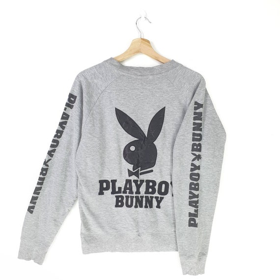 Playboy Sweatshirt/Crewneck/Jumpers/Pullover/ Smal