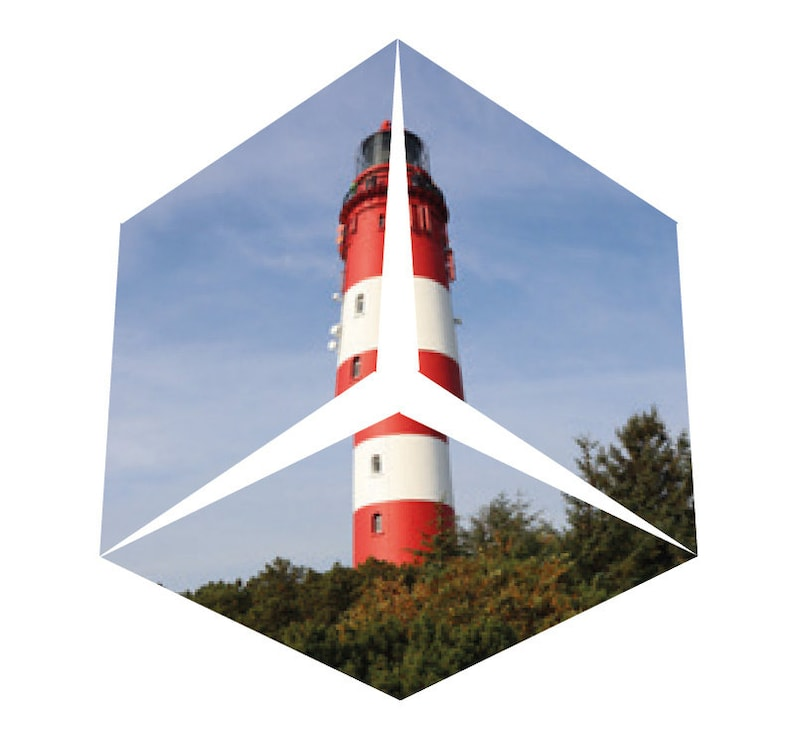 Amrum 01: The PDF of a paper-crystal craft-sheet  image 0