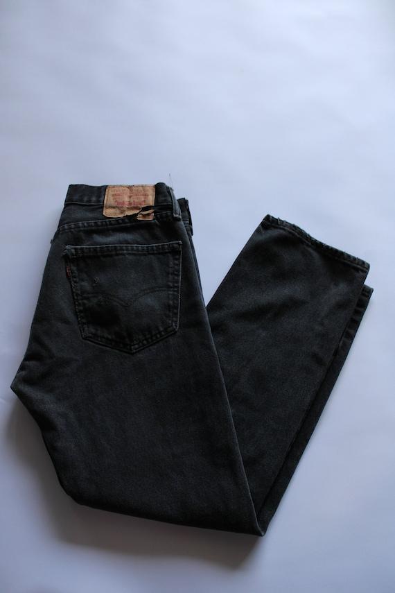 Vintage Black Levis