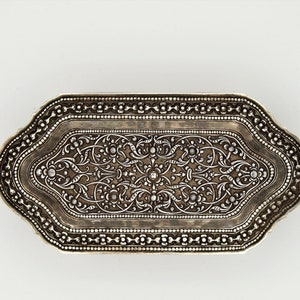 Box Antique Silver Sri Lanka Glenn Erso Collection